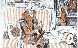 Краткое содержание рассказа «телеграмма» для читательского дневника (к. паустовский)