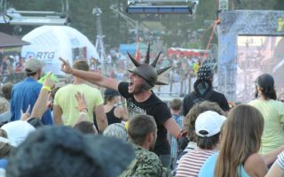 Список рок-фестивалей лета 2017
