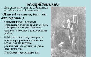 Опыт и ошибки в романах «отцы и дети» и «униженные и оскорбленные»