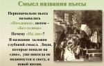 Смысл жизни в пьесе м. горького «на дне»