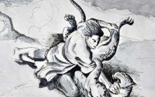 Краткое содержание «мцыри» лермонтова по главам