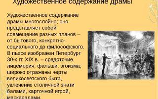 Краткое содержание пьесы «маскарад» по действиям (м.ю. лермонтов)