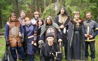 Горячий тур для толкиенистов