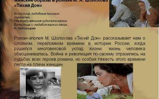 """Сочинение: образ дона в романе """"тихий дон"""" (м. шолохов)"""