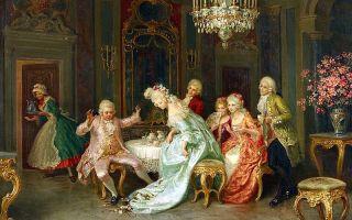 Культура эпохи барокко: барочный менталитет и барочное мышление