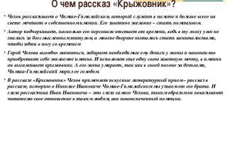 Краткоесодержаниерассказа «крыжовник» для читательского дневника (а. п. чехов)
