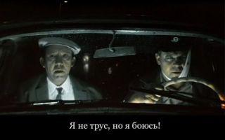 Как вы понимаете фразу: «я не трус, но я боюсь»?