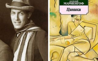 О чем роман «циники» (а. мариенгоф)?