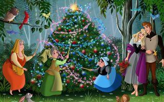 7 лучших новогодних сказок для детей