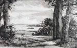 Пейзаж в «грозе» островского