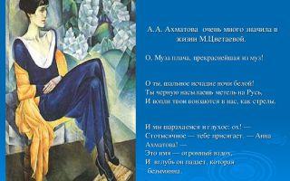 Анализ стихотворения «ночью» (а. ахматова)